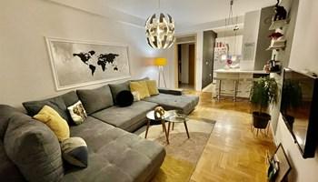 Stan: Osijek, dvosobni, 56 m2, 5. kat s liftom (prodaja)