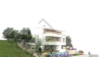 Nekretnine Čiovo – Novoizgrađena luksuzna vila s pogledom na more, na prodaju