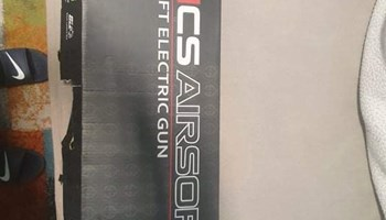 ICS AIRSOFT ELECTRIC GUN