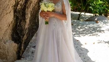 Dizajnerska vjenčanica