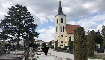Grobno mjesto- Gradsko groblje Velika Gorica