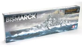 Maketa brod Bismarck Battleship _N_N_