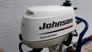 JOHNSON  - SUZUKI  5 ks    Duga noga    4takta