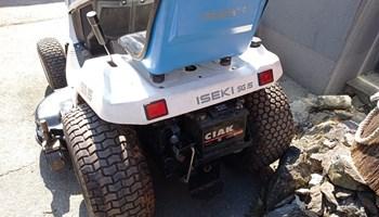 Iseki SG 15 DIESEL 22 konja traktor kosilica