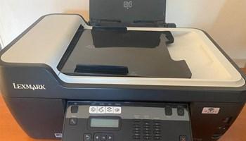 Lexmark pisač, skener, faks