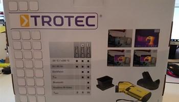 Infracrvena kamera TROTEC EC 60V - potpuno NOVA!