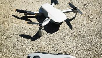 Snimanje dronom DJI fly mini2