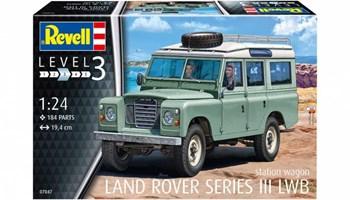 Maketa automobil Land Rover Series III _N_N_ 1/24 1:24