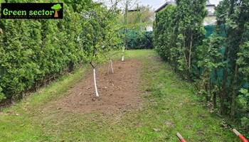 Frezanje vrtova, kosnja trave, šišanje zivice ...