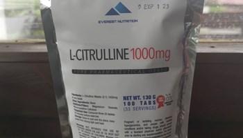 L-CITRULIN 1000mg NOVO