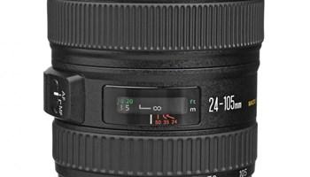 OBJEKTIV - Canon EF 24-105mm f/4 L IS USM - PRILIKA