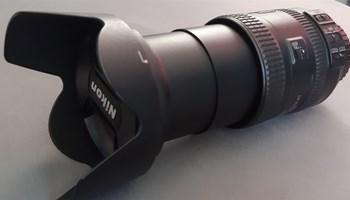 Objektiv Nikkor F-S DX 18-200 mm f/3,5-5,6 G ED VR ll