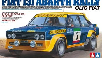 FIAT 131 ABARTH RALLY (OLIO FIAT)