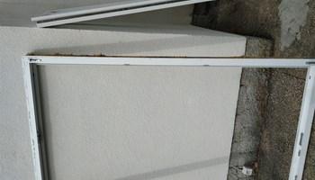 Pvc balkonac 120x200