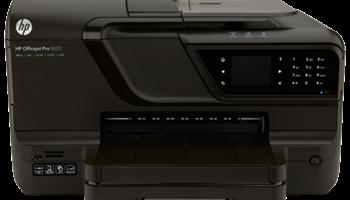 HP Officejet Pro 8600 e-All-in-One Printer - N911g
