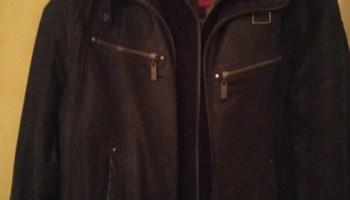 Moderna kožna jakna