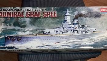 Maketa broda brod Graf spee 1/350 1:350