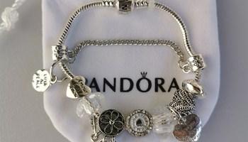 Pandora narukvica, dreamcatcher, nova!