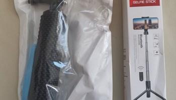 Bluetooth selfie stalak za mob + podvodni štap za akcijske kamere NOVO