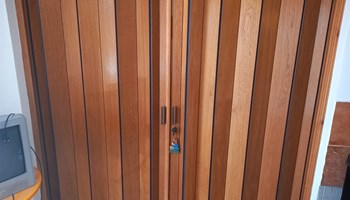 Harmo klizna vrata - Harmonika vrata