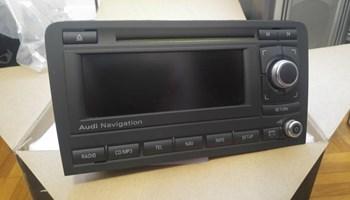 Audi A3 (8P) original Blaupunkt multimedija