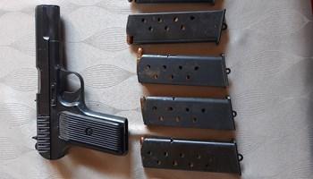 Pištolj,TOKAREV 7.62 TT