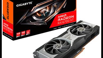 AMD Radeon RX 6700 XT x4 Kom [NOVO]