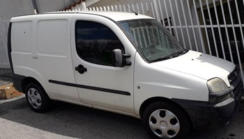 Fiat Doblo 1.9d registriran godinu dana