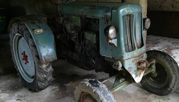 Traktor Schluter KUPIM Moze Defekt-Nekompletan-rastavljen
