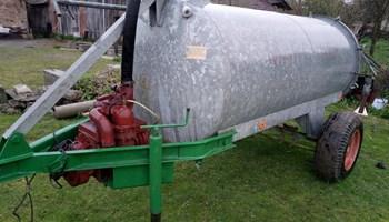 Cisterna pocinčana 2600 l