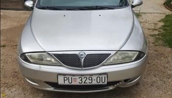Lancia Y, 2002 god.