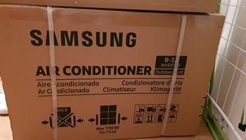 Samsung air conditioner wind FREE klima