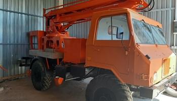 Auto kosara 4x4 ,radna platforma,dizalica