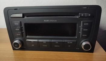 Audi chorus radio