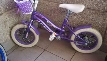 Bicikl i romobil