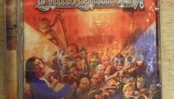 Blind Guardian – A Night At The Opera CD