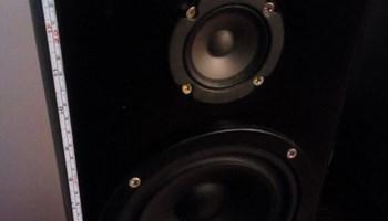 Monacor zvučnici