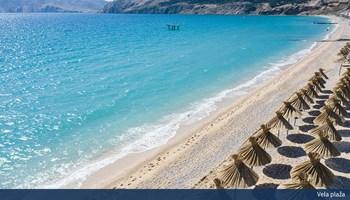 14.7. - 24.7. 10 noći App 2+1 Baška Krk Vela plaža