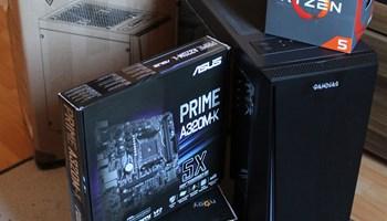 G A M I N G (Ryzen 5, 16GB RAM, GTX 960, 480GB SSD)