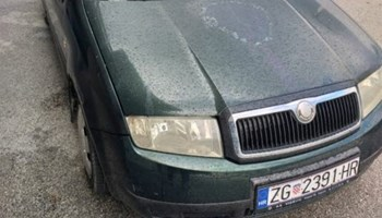 Škoda Fabia Combi 1.4 Klima