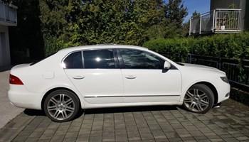 Škoda Superb 2.0 TDI DSG Elegance