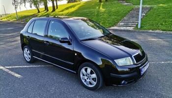 Škoda Fabia 1,4 16V, 74 kw *KLIMA*ABS*ASR*
