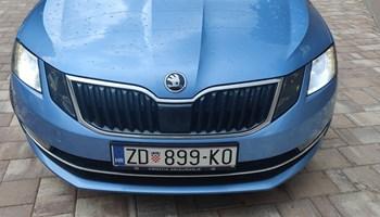 Škoda Octavia Combi 1,6 TDI Sportline