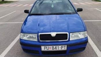 Škoda Octavia 1.6 PLIN REG 2 MJ MOG ZAM