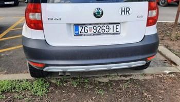 Škoda Yeti 2.0 tdi 4×4