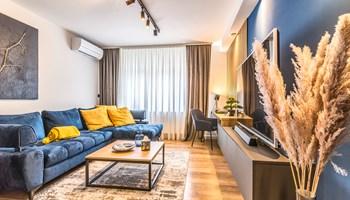 Šalata, Babonićeva ulica, luksuzan dvosobni stan 50 m2 za prodaju