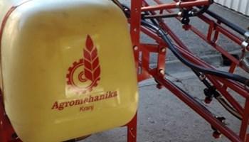 Šprica kk agromehanika 330 litra sa granama  2007 godina