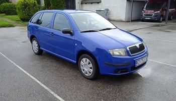 Škoda Fabia Combi 1.2 - 2007 godina registriran punu godinu dana IZVRSNO OČUVAN DUGOGODIŠNJI VLASNIK