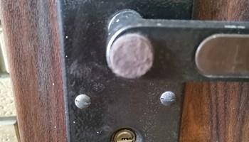 Protuprovalna vrata 100x200