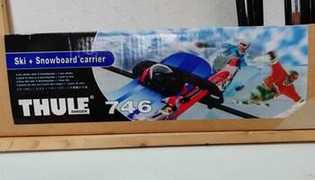 Nosači za skije !!! Četiri para skija !